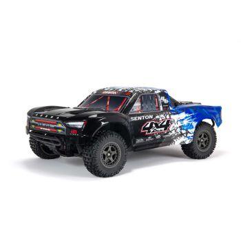 SC.TRUCK SENTON BLX3S 1:10 4WD EP RTR ARA4303V3T1 BLUE BRUSHLESS OHNE Akku und OHNE Ladegerät