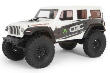 SCX24 2019 Jeep Wrangler JLU CRC 1/24 4WD-RTR WEISS