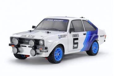 1/10 RC Escort MkII Rally Painted Body (MF-01X)