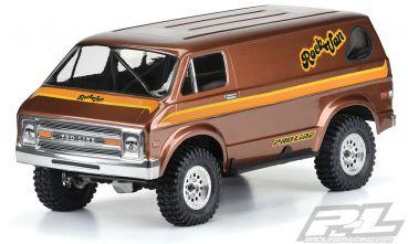 '70s Rock Van Clear Body for 12.3