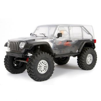 Axialracing 1/10 SCX10 III Jeep JL Wrangler with Portals 4WD Kit