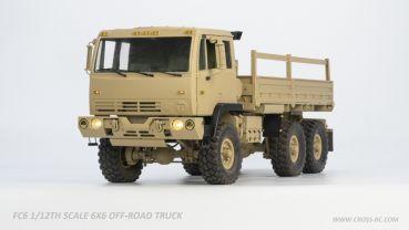 CROSS-RC FC6 - 1:12 Scale Truck 6x6 Cross-RC Bausatz