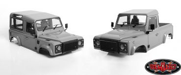 RC4WD 2015 Land Rover Defender D90 Karosserie Set