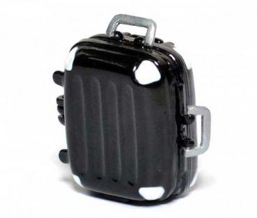 Koffer Aluminium klein 1/10 schwarz