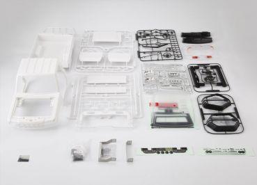 Killerbody Toyota Land Cruiser 70 Kunststoff Bausatz für TRX-4