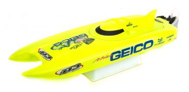 Mini Geico Pro Boat Miss GEICO 17 RTR 432mm