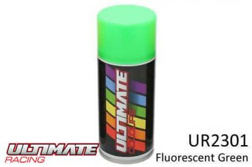 Ultimate Colours 2301 Fluorescent Green 150ml