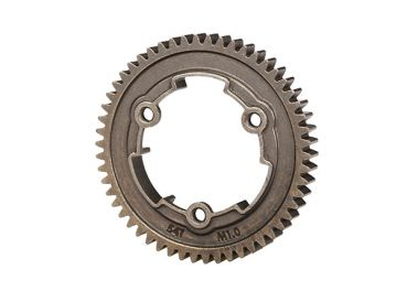 Spur gear, 54-tooth, steel (1.0 metric) X-MAXX