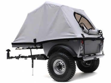 1/10 Pop-Up Camper Tent Trailer Kit