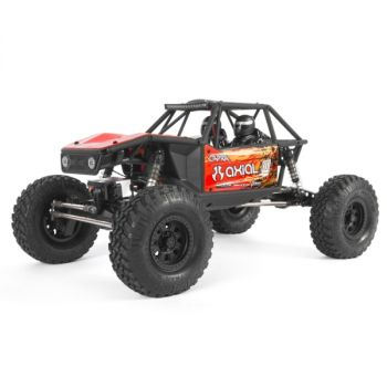 Capra 1.9 Unlimited Trail Buggy 1/10th 4wd RTR Rot