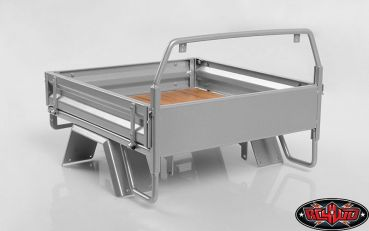 Kober Rear Bed for TF2 Mojave Body (Silver)